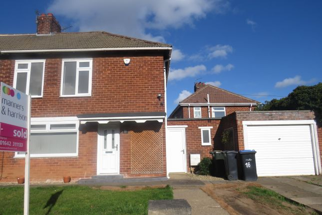 Thumbnail Property to rent in Brancepeth Avenue, Middlesbrough