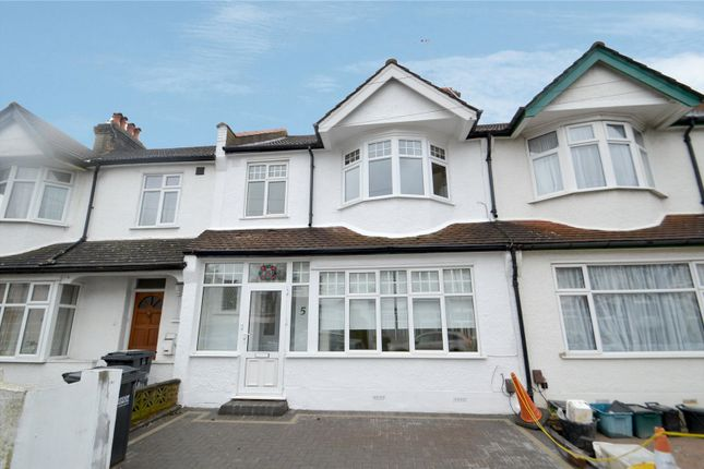 Thumbnail Terraced house for sale in Ashling Road, Addiscombe, Croydon