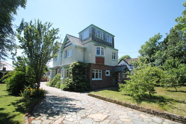 Thumbnail Detached house for sale in Fort Austin Avenue, Crownhill, Plymouth