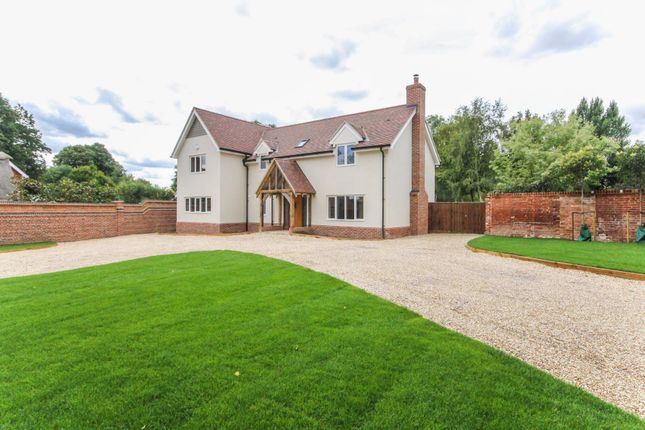Thumbnail Detached house for sale in Thurlow Road, Great Bradley, Newmarket