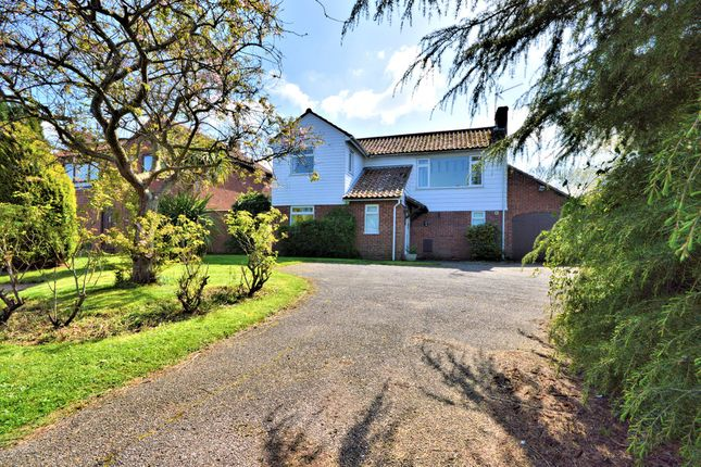 Thumbnail Detached house for sale in South Corner, Brancaster, King's Lynn
