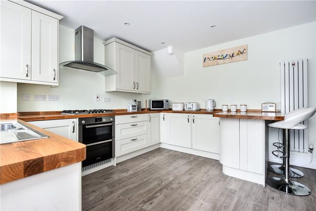 Thumbnail End terrace house for sale in Beaulieu Gardens, Blackwater, Surrey