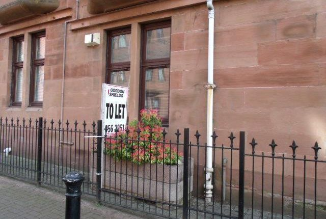 Thumbnail Flat to rent in Amisfield Street, Glasgow