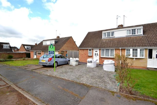 3 bed semi-detached house for sale in Courteenhall Close, Kingsthorpe, Northampton
