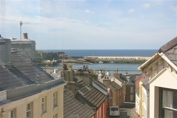 View From Lounge of Atholl Place, Peel, Isle Of Man IM5