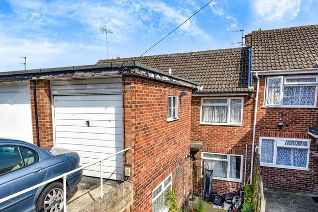 Thumbnail Semi-detached house to rent in Booker Lane, High Wycombe