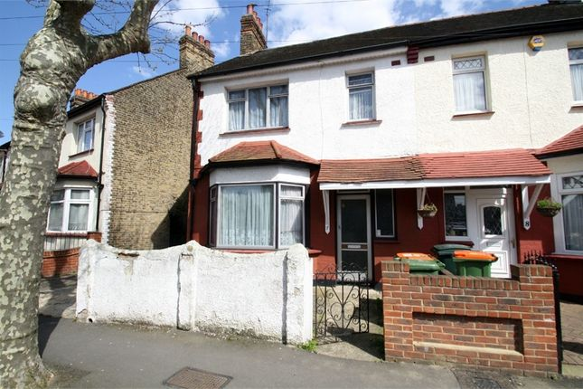 Thumbnail End terrace house for sale in Ascot Road, East Ham, London