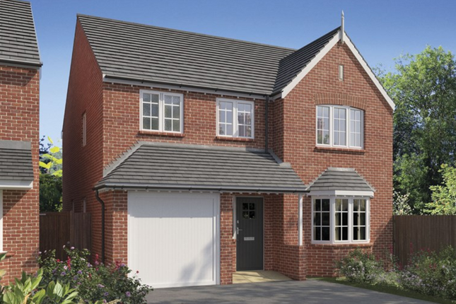 Thumbnail Detached house for sale in Cooks Lane, North Solihull