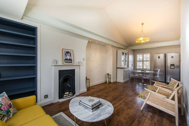 Thumbnail Maisonette for sale in Rectory Grove, Clapham Old Town