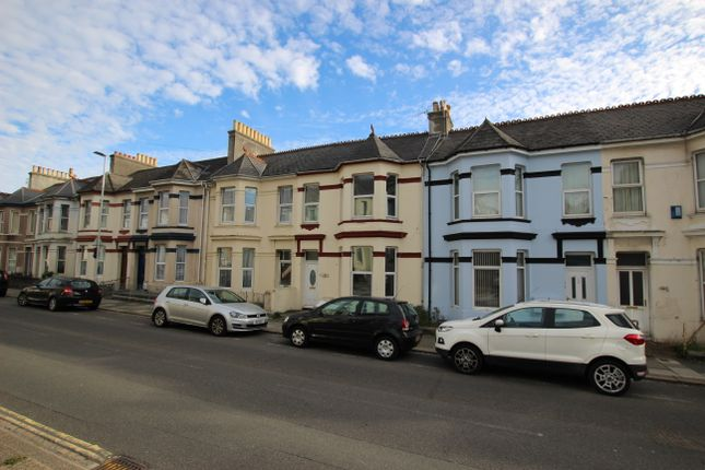 4 bed terraced house to rent in Beaumont Road, St Judes, Plymouth PL4
