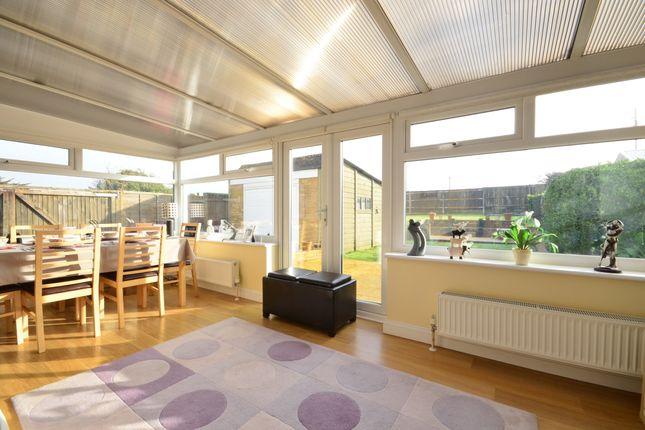 Thumbnail Semi-detached bungalow to rent in Fairlight Avenue, Telscombe Cliffs, Peacehaven