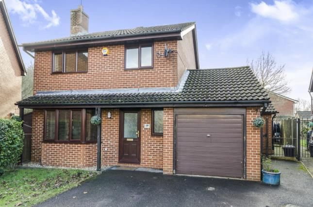 Thumbnail Detached house for sale in Totton, Southampton, Hampshire