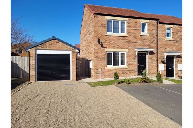 3 bed semi-detached house for sale in The Pasture, Newton Aycliffe DL5