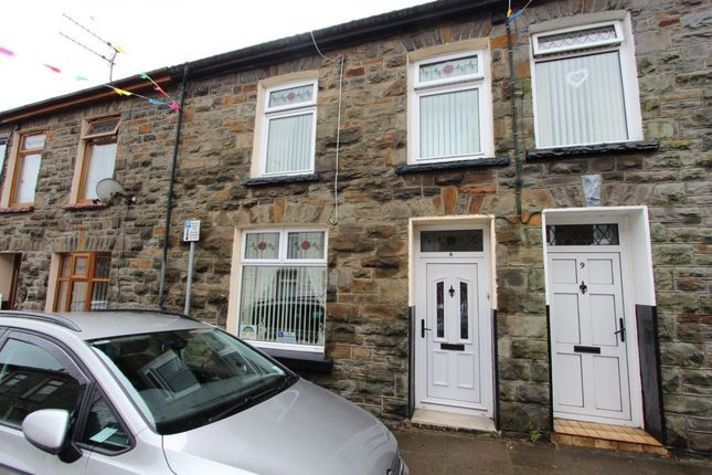 Thumbnail Terraced house for sale in Frederick Street -, Ferndale