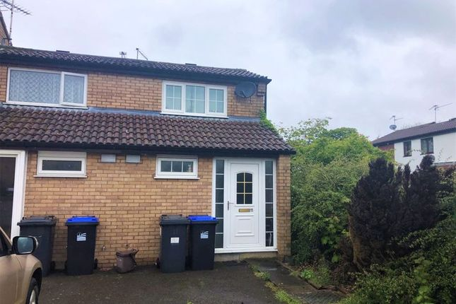 Thumbnail Terraced house to rent in Exeter Close, Daventry