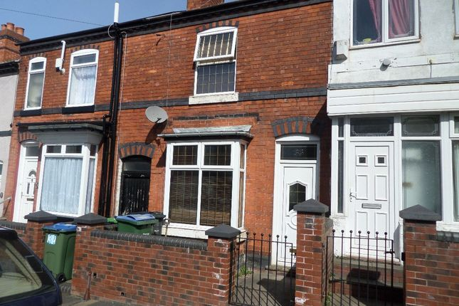 Thumbnail Terraced house for sale in Dawson Street, Smethwick
