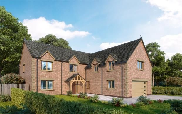 Thumbnail Detached house for sale in Plot 1 Meadowlands, Wetheral Pasture, Carlisle, Cumbria