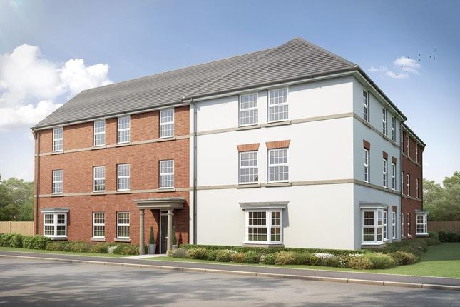 "Flat for sale in ""Marlborough"" at Crick Road, Hillmorton, Rugby"