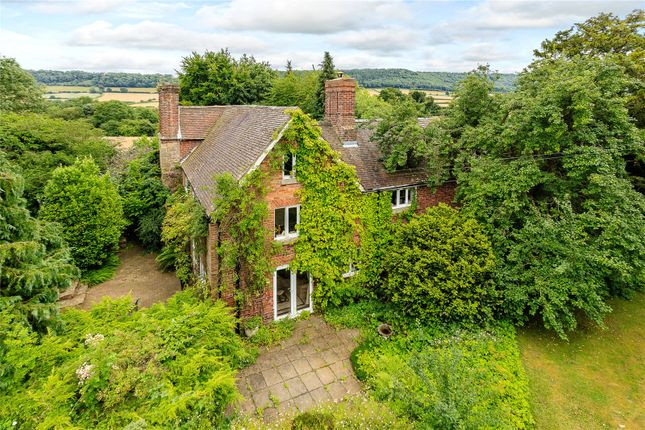 Thumbnail Detached house for sale in Harley, Shrewsbury