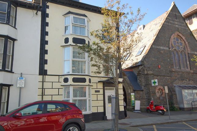 Thumbnail End terrace house for sale in Portland Street, Aberystwyth