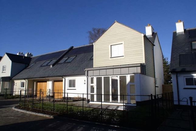 Thumbnail Semi-detached house for sale in Plot 10, Stannary Gardens, Chagford