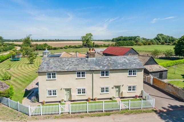 Thumbnail Detached house for sale in Thriplow, Royston, Cambridgeshire