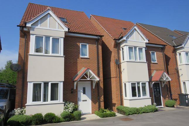 Thumbnail Detached house for sale in Kingfisher Mews, Wombwell, Barnsley