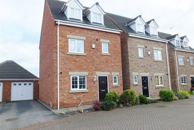 5 bed detached house for sale in Roberts Grove, Aston, Sheffield