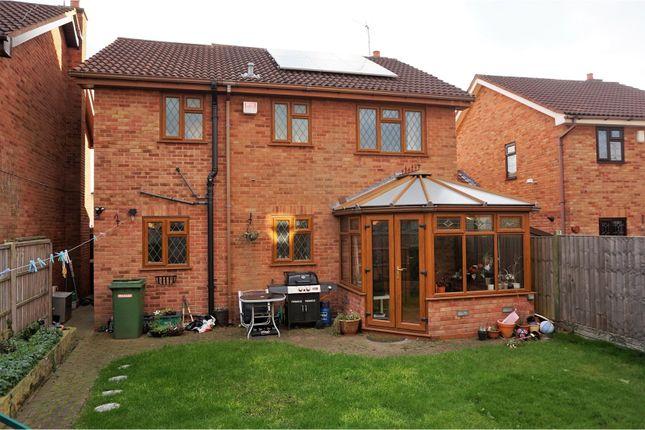 Thumbnail Detached house for sale in Ellards Drive, Wolverhampton