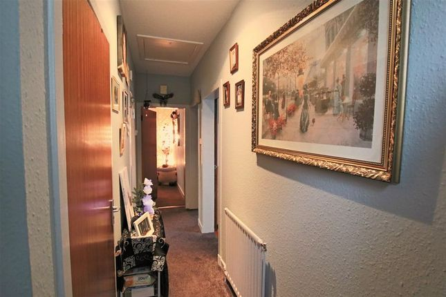 Hallway of Glenogil Avenue, Dundee DD3