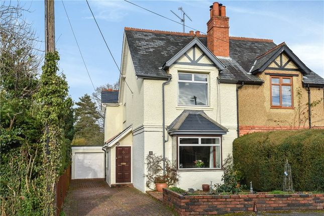 Thumbnail Semi-detached house for sale in Coronation Road, Yateley, Hampshire