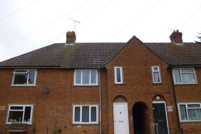 Thumbnail Terraced house to rent in Penn Road, Aylesbury