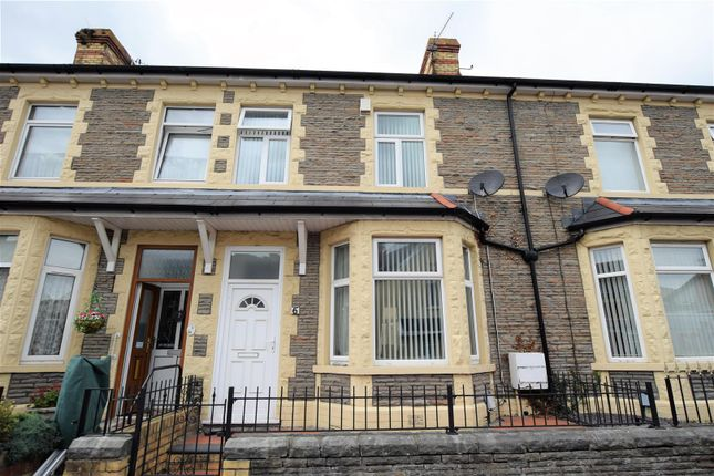 Thumbnail Terraced house for sale in Jewel Street, Barry