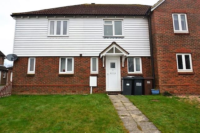 Thumbnail Terraced house to rent in Orwell Close, Eastbourne