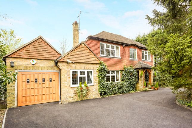 Thumbnail Detached house for sale in Outwood Lane, Chipstead, Coulsdon, Surrey