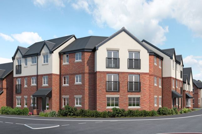 Thumbnail Flat for sale in Mere View, Helsby, Frodsham