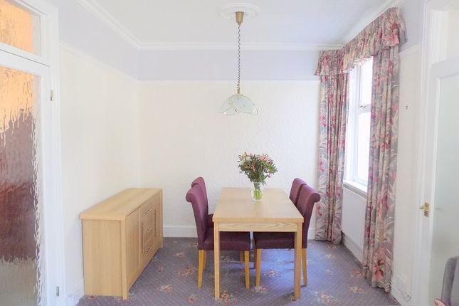 Dining Area of Rhyddings Park Road, Uplands, Swansea SA2