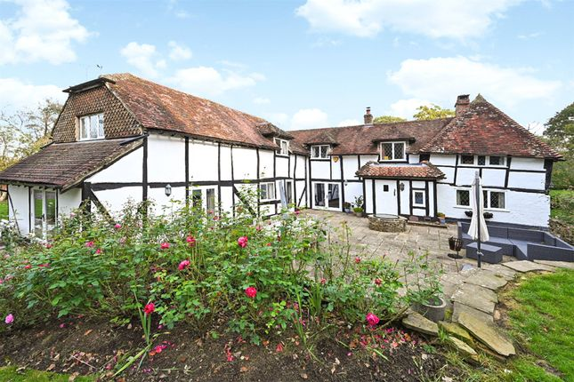 Thumbnail Detached house for sale in Kent Street, Cowfold, Horsham, West Sussex