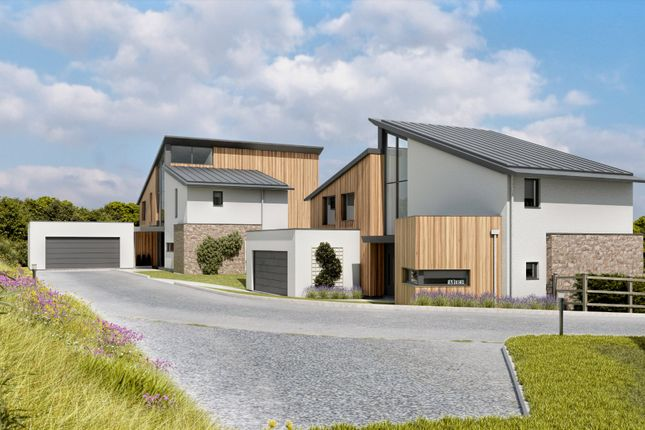 5 bed detached house for sale in The Rise, Chilsworthy, Holsworthy, Devon EX22