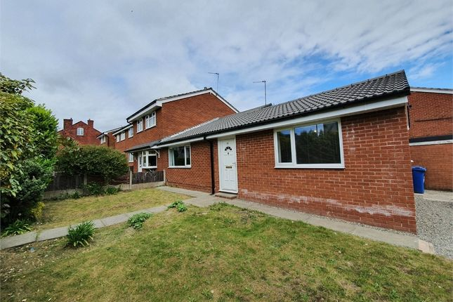 Thumbnail Semi-detached bungalow to rent in Ainsworth Road, Radcliffe, Manchester