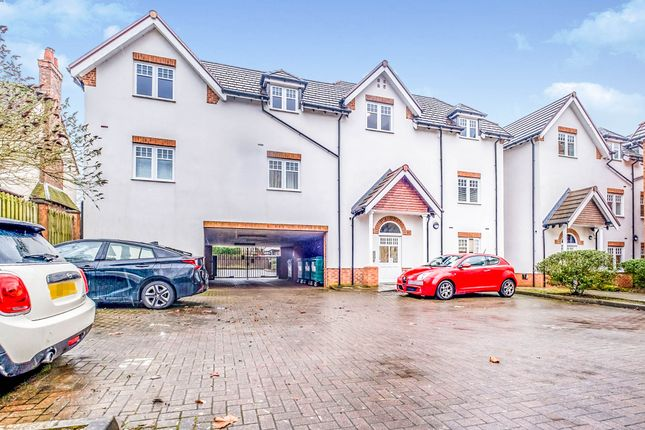 Thumbnail Flat for sale in Goldieslie Road, Wylde Green, Sutton Coldfield