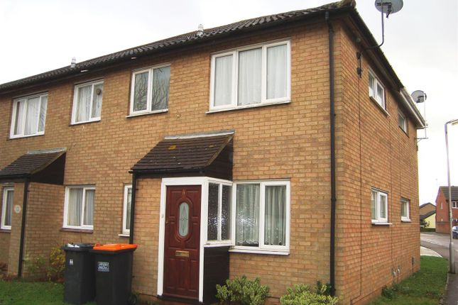 Thumbnail Property to rent in Fensome Drive, Houghton Regis, Dunstable