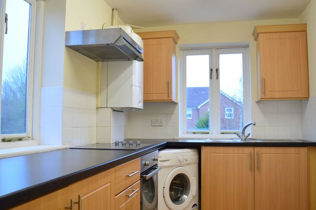 Thumbnail Flat to rent in Abbey Meads Village Centre, Elstree Way, Swindon