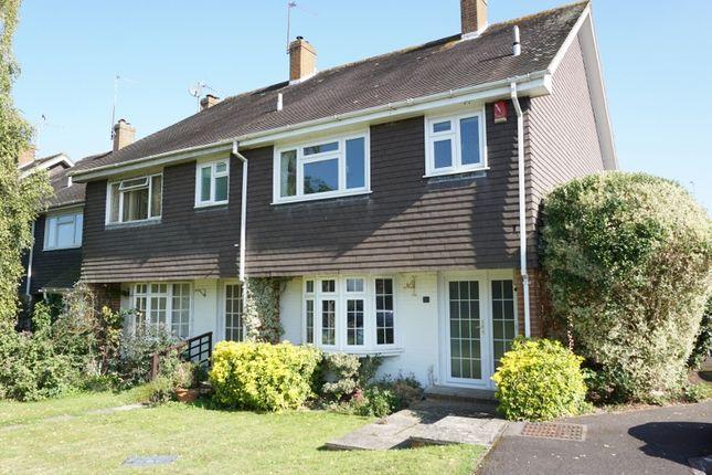 Thumbnail Mews house for sale in Nelson Close, Stockbridge