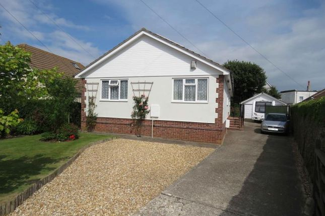 Thumbnail Detached bungalow for sale in Haslemere Gardens, Hayling Island