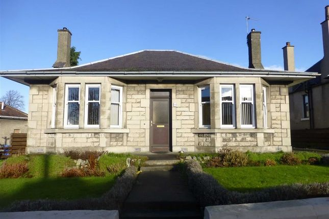 Thumbnail Detached bungalow to rent in Let Agreed, 4, Pitbauchlie Bank, Dunfermline, Fife
