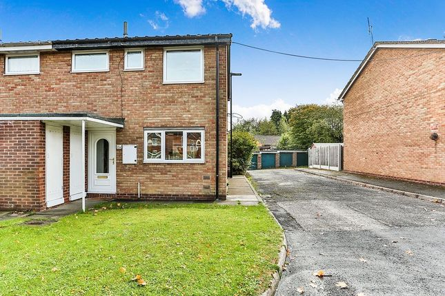 Thumbnail Terraced house for sale in Green Oak Avenue, Sheffield