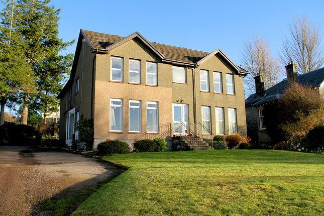 Thumbnail Flat for sale in Union Terrace, Manse Brae, Lochgilphead