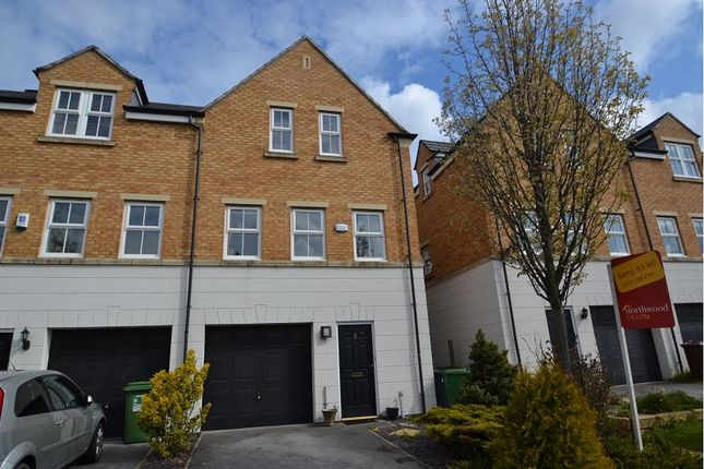 Thumbnail End terrace house to rent in Charnley Drive, Chapel Allerton, Leeds