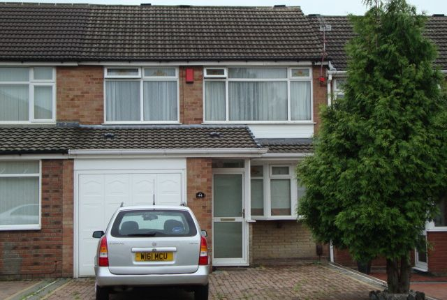 Thumbnail Semi-detached house to rent in Trenance Road, Exhall